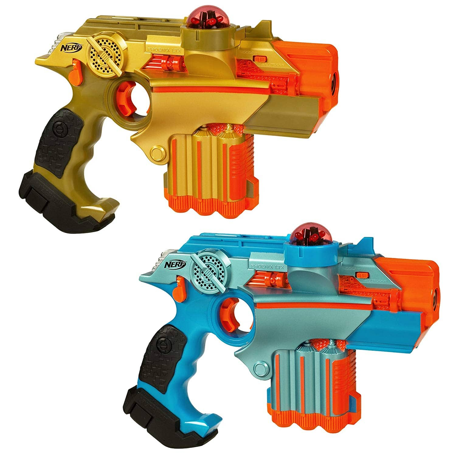 Nerf Official: Lazer Tag Phoenix LTX Tagger 2-pack $40 + Free Shipping