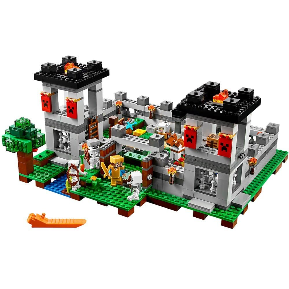 LEGO Minecraft The Fortress 21127 for $76.99 at Amazon