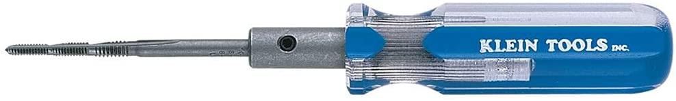 Klein Tools 625-24 Triple Taps 6-32, 8-32, 10-24 - Amazon Prime - $13.79