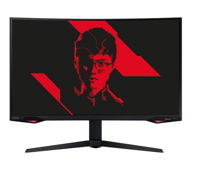 "Samsung: 32"" G7 T1 Faker Edition Gaming Monitor $594.99 + FS"