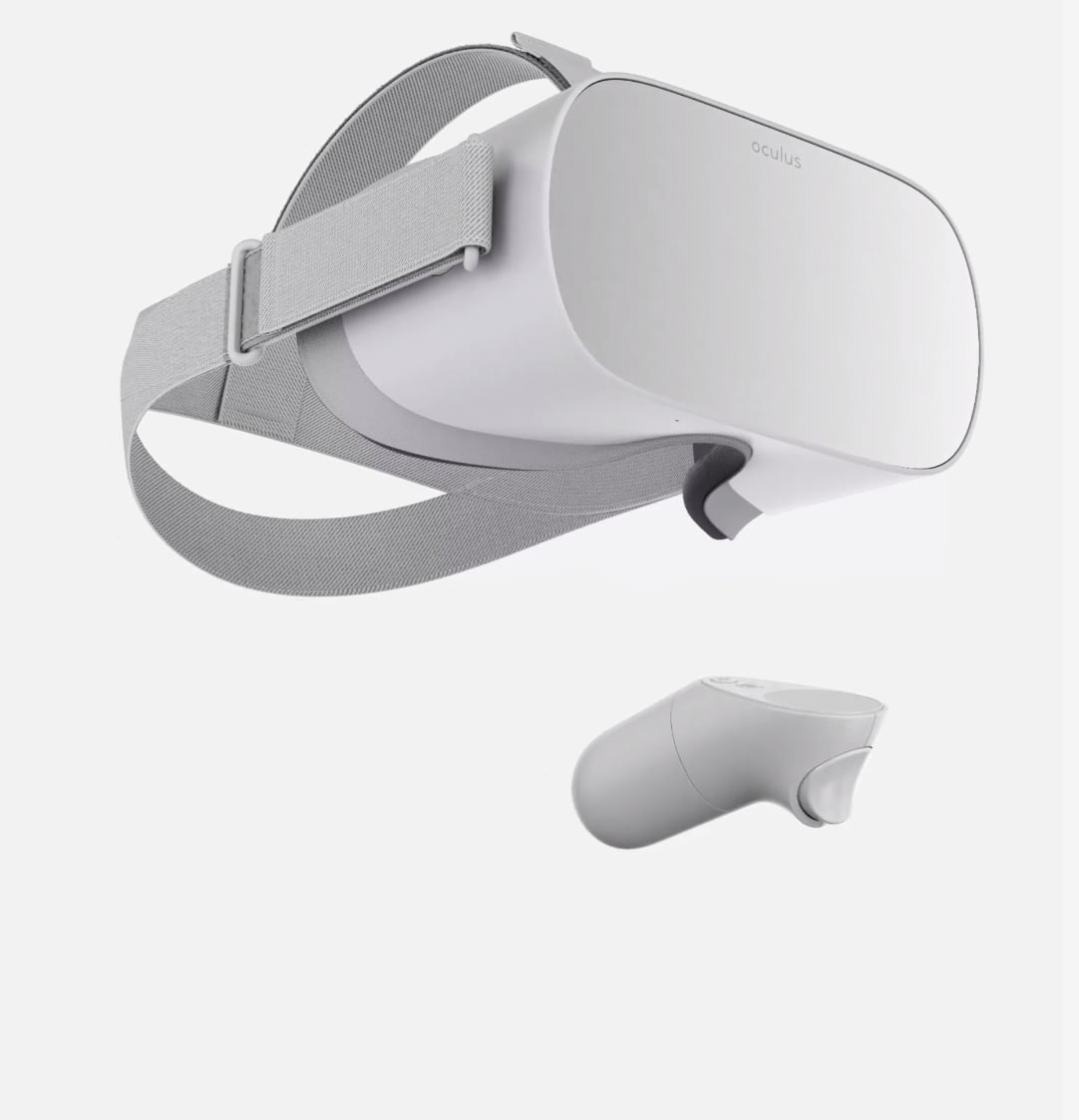 Oculus Go: Starting at $149 + Free Shipping