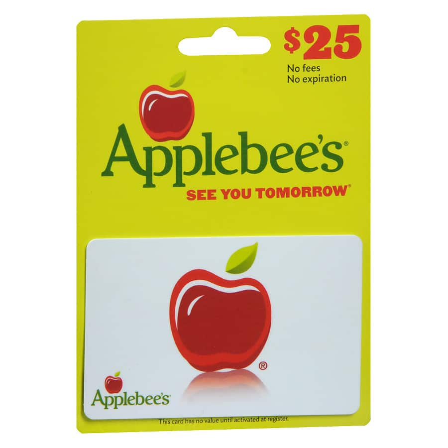 BJ's Wholesale: Wow Deals - $25 Applebee's Gift Card For $19.99
