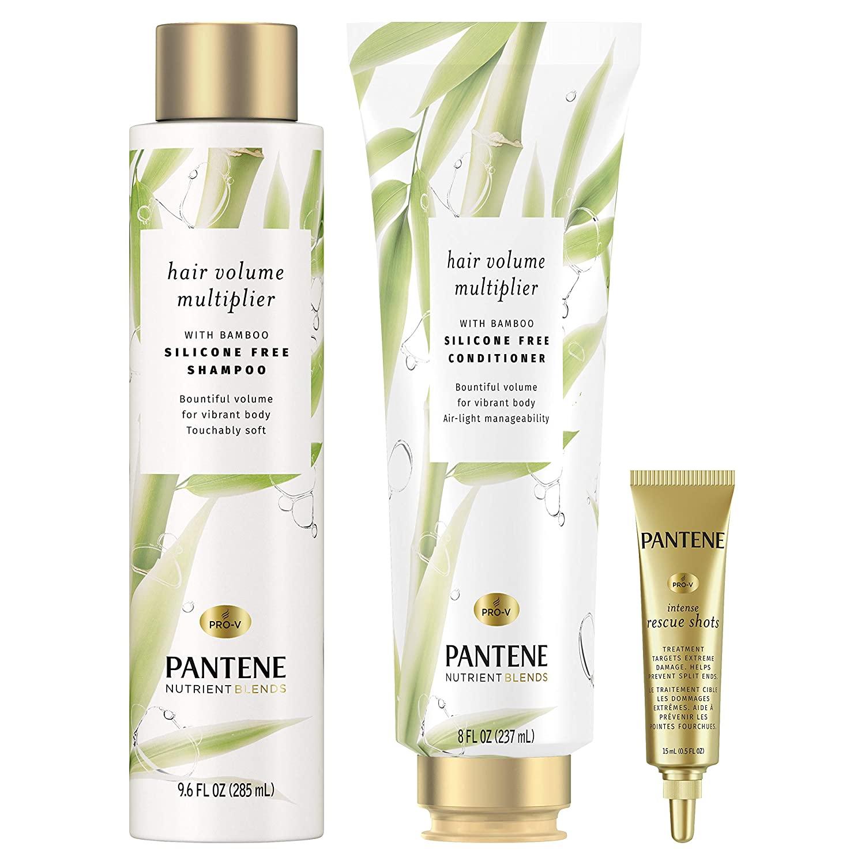 Amazon: Pantene Nutrient Blends Illuminating Color Care With Biotin Sulfate-free Shampoo & Conditioner + Intense Rescue Shots $15.99 & MORE