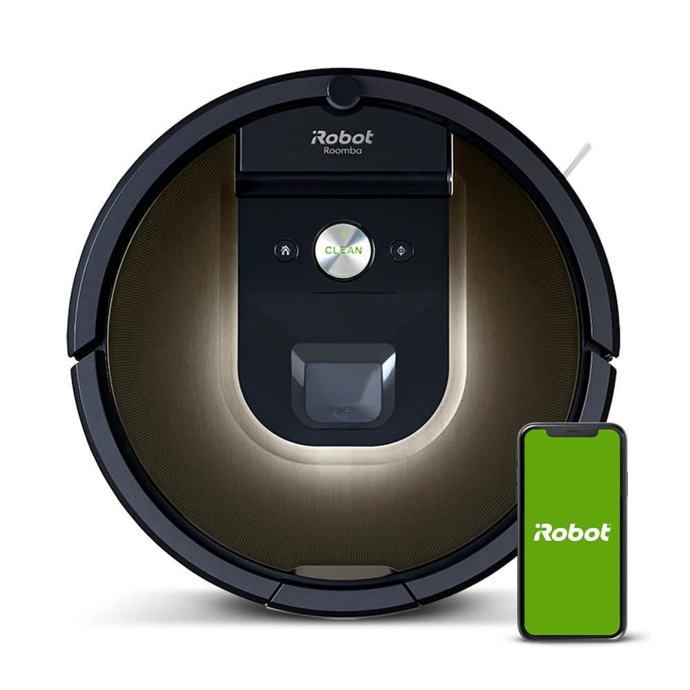 iRobot® Roomba® Restored 980 for $399.99 + Free Ground Shipping