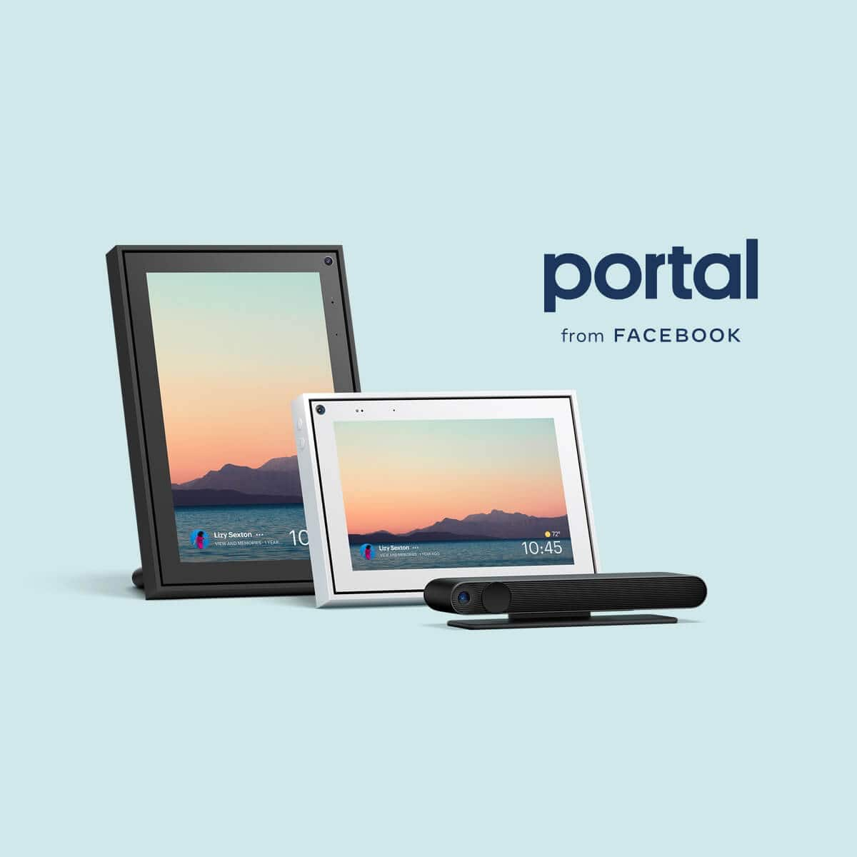 Portal From Facebook: Starting at $65 + Free Shipping. Valid Through 11/8
