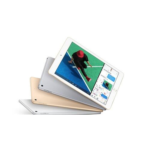 Apple iPad 9.7 inch with WiFi, 32GB, Gold (2017 Model) - Grade A Refurb - $241.60 + No Tax or Shipping from Amazon 3rd Party (VIPOUTLET)