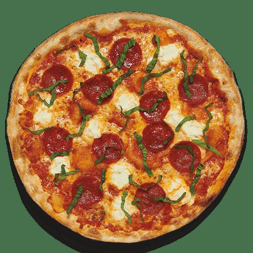 MOD Pizza Flash Sale - Lucia Pizza or Roasted Sriracha Chick Pea Salad $5