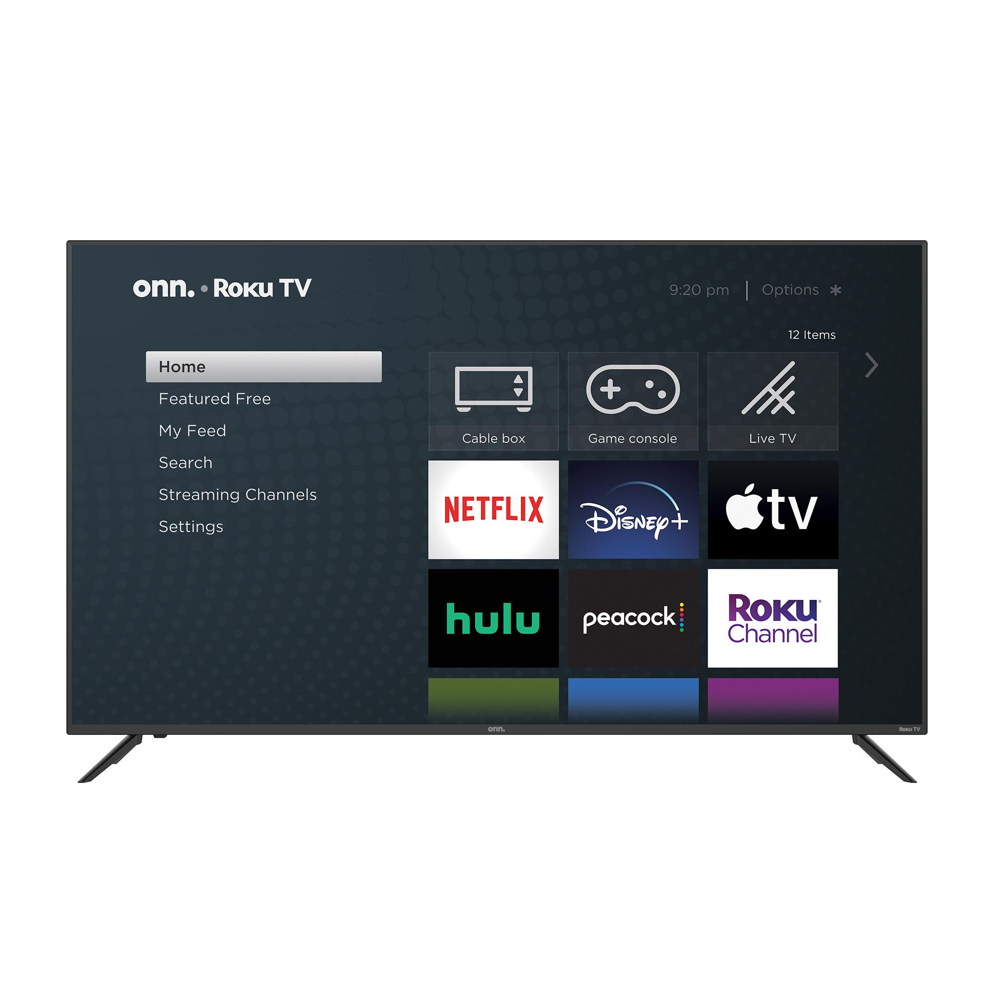 "Walmart: Smart TV 70"" Class 4K UHD (2160P) LED Roku HDR Brand @ 8.00 + Free Shipping"
