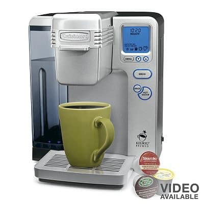 Cuisinart Keurig SS-700 Coffee Maker Kohls  B&M $91 After PM...  YMMV Normal Price $279