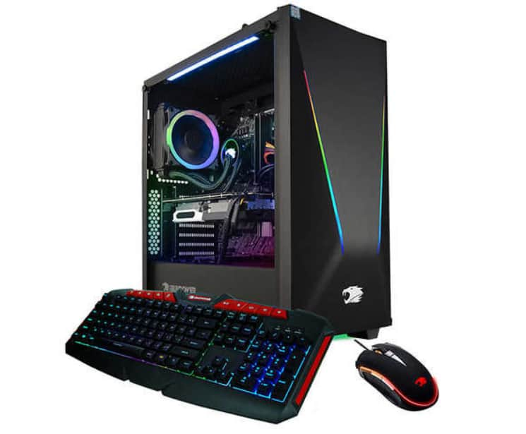 Ibuypower Tra1348gv2 Gaming Desktop 9th Gen Intel Core I7 9700k Geforce Rtx 2080 Super 1599 99