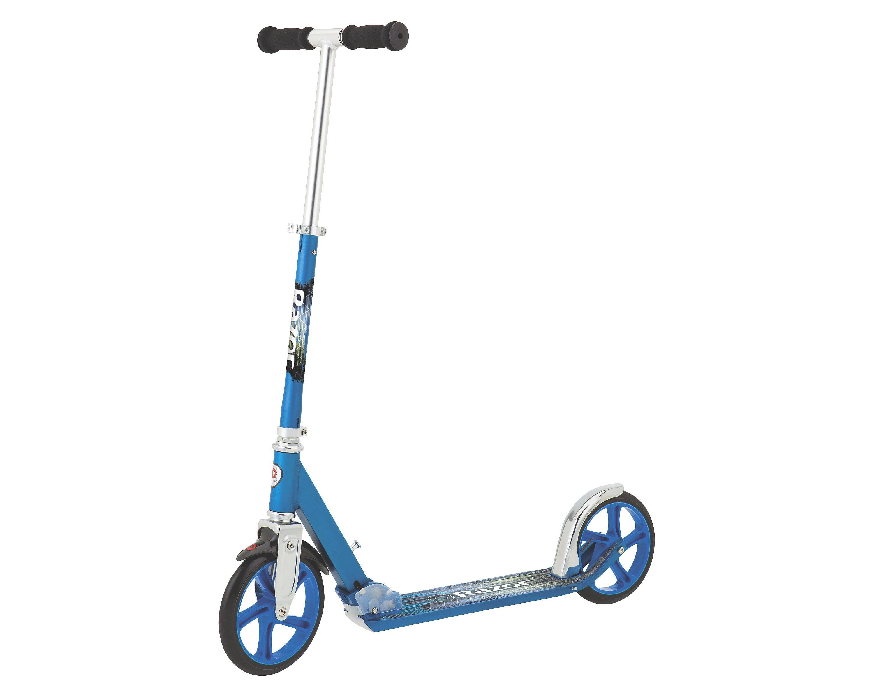 Razor A5 Lux Scooter [blue] $40.79