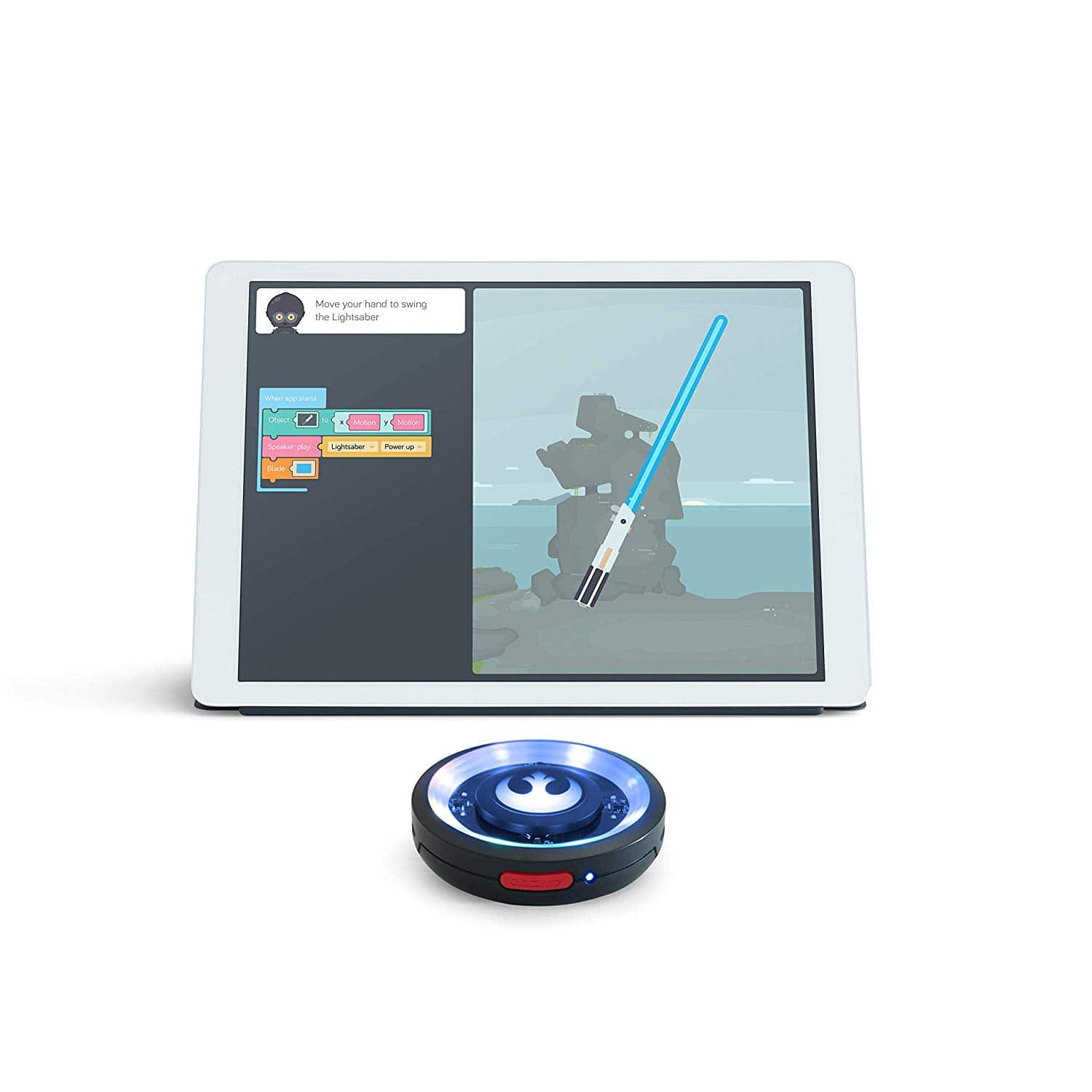 Kano Star Wars The Force Coding Kit [Standard Packaging],$20.26