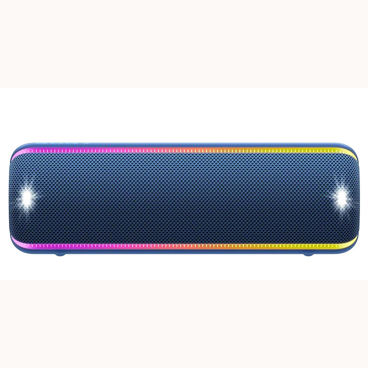 Sony SRS-XB32 Extra Bass Portable Bluetooth Speaker, Blue (SRSXB32/L) $69.16