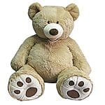 "53"" Sitting Plush Bear at Costco (B&M) 29.99 + Tax"