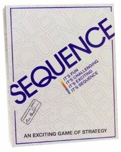 Sequence - Board Game $9.99 @ Amazon - Prime Eligible