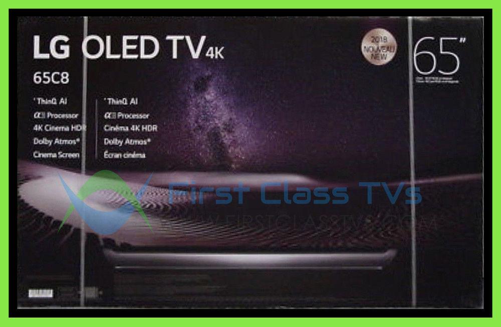 LG OLED65C8PUA - Price drop on ebay, $2249,  LG OLED65E8PUA, $2,699