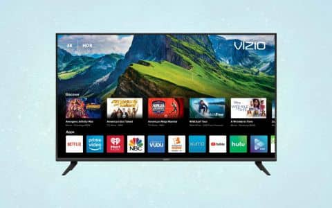 VIZIO 50 Inch LED 4K UHD HDR Smart TV - V505-G9  (269$ Plus $100 Dell Promo eGift Card* Included) $299