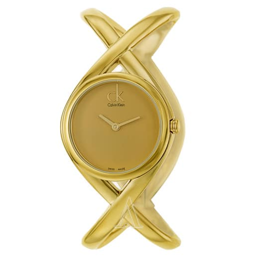 CALVIN KLEIN Enlace  Women's Watch # 39.99$ @ Ashford compare prices at Amazon (74.99$) $39.99