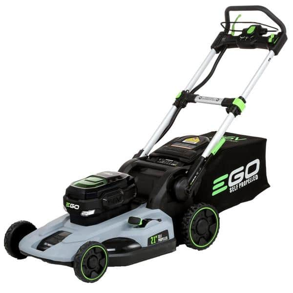 Ego mower 21inch self propelled with 7.5 ah battery and charger - 399.99 Home Depot Price match YMMV