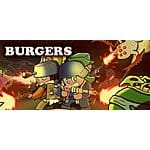 PCDD: Burgers for Steam *FREE* from Indiegala -Has Trading cards!-