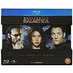 Battlestar Galactica Blu Ray 20 disc $59 Amazon.com