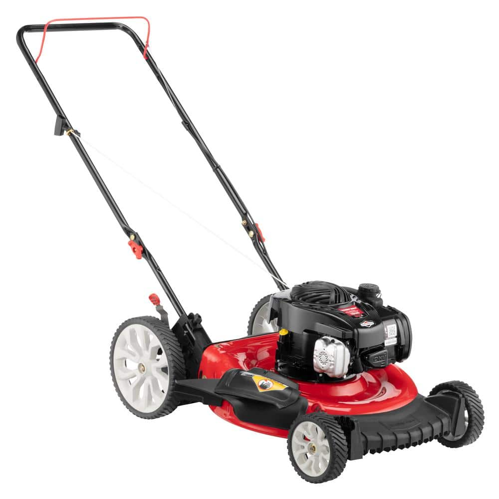 push mower on clearance @Home Depot for $119 original price is $199