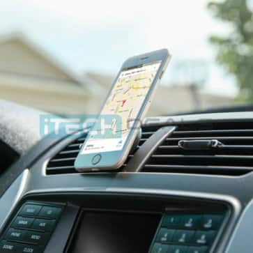 iTD Gear Universal Magnetic Car Vent Mount for Smartphones $4 + Free Shipping