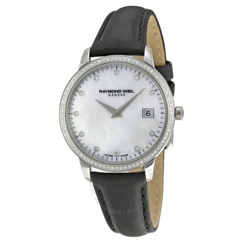 Raymond Weil Diamond Ladies Watches from $425 shipped at Jomashop!