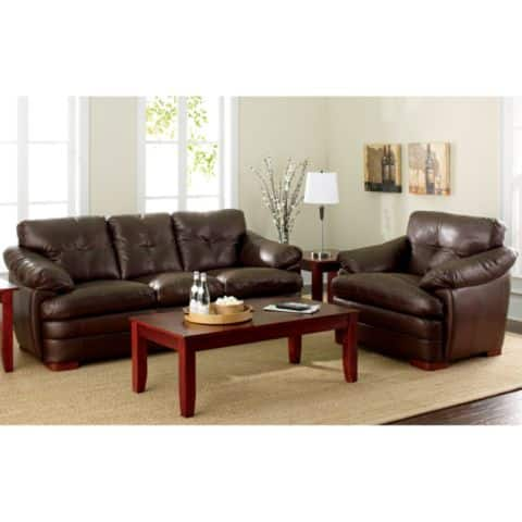 JCPenney.com 3 piece bonded leather (Sofa, Loveseat, and Chair) set for $799 - 15% off with Y11NOVAP - 10% with shop discover and available for store pickup.