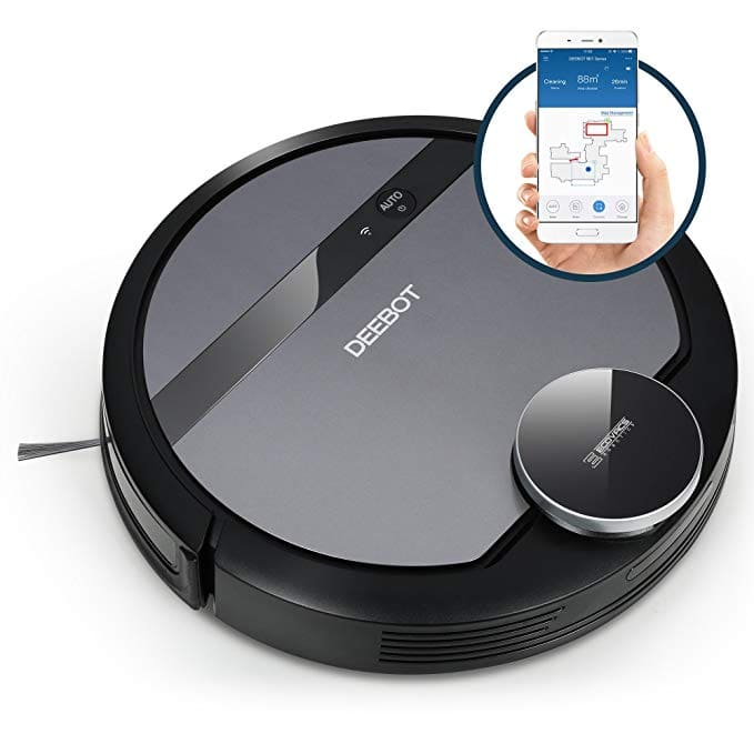 ECOVACS DEEBOT 900 $280 (Prime Exclusive Deal) + Free Shipping