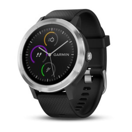 Garmin Vivoactive 3 GPS Smartwatch (Black w/ Silver) $200 + Free Shipping $199.99