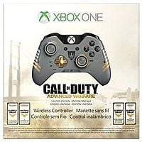 Xbox One Limited Edition Call of Duty: Advanced Warfare Wireless Controller $56.99 at Buy.com via eBay