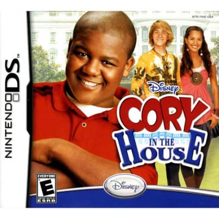 Cory in the House (DS)- $3.66 at Walmart