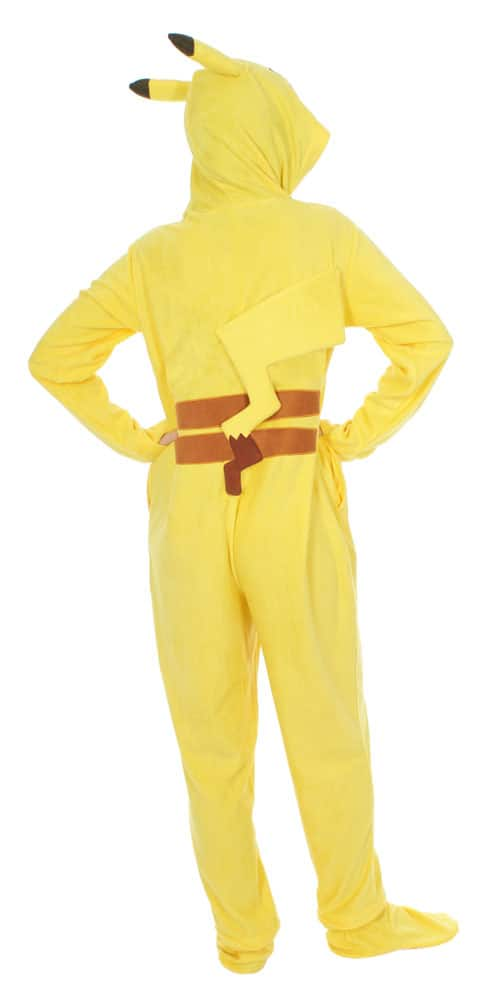 Pokemon Pikachu Union Suit/Costume (Large/XXL) $29.97 at Gamestop