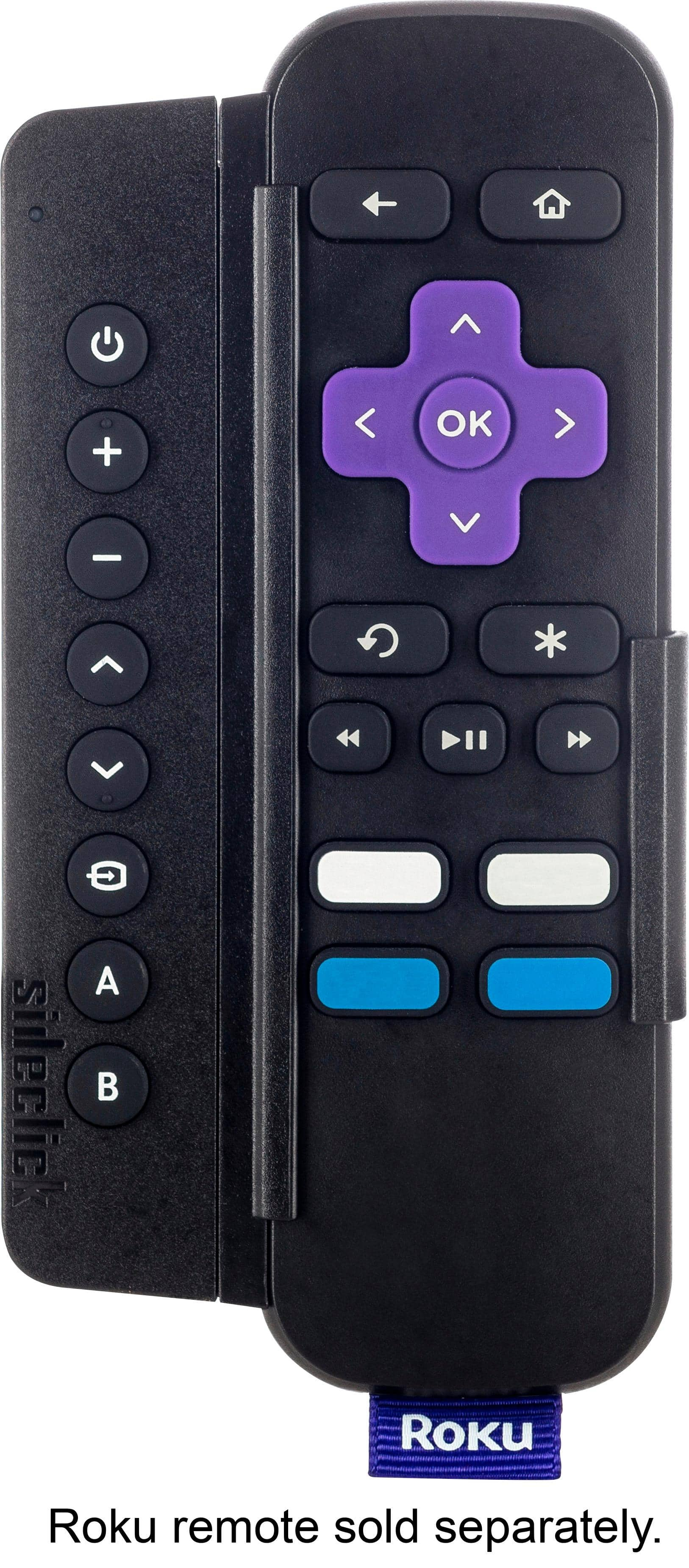 Sideclick - Universal Remote For Roku Kit - $15 @ Best Buy B&M (In-Store ONLY)