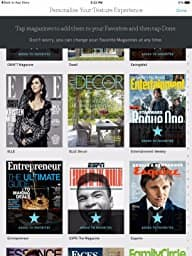 For Amazon Prime members: 30 days of free unlimited access to 200+ digital magazines