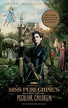 Miss Peregrine's Home for Peculiar Children - Kindle edition $2