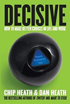 Better-decision-making books - Kindle $2 each