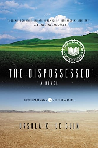 """The Dispossessed"" by Ursula Le Guin - Google Play ebook - $1.09"