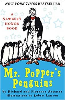Mr. Popper's Penguins - Kindle - $2