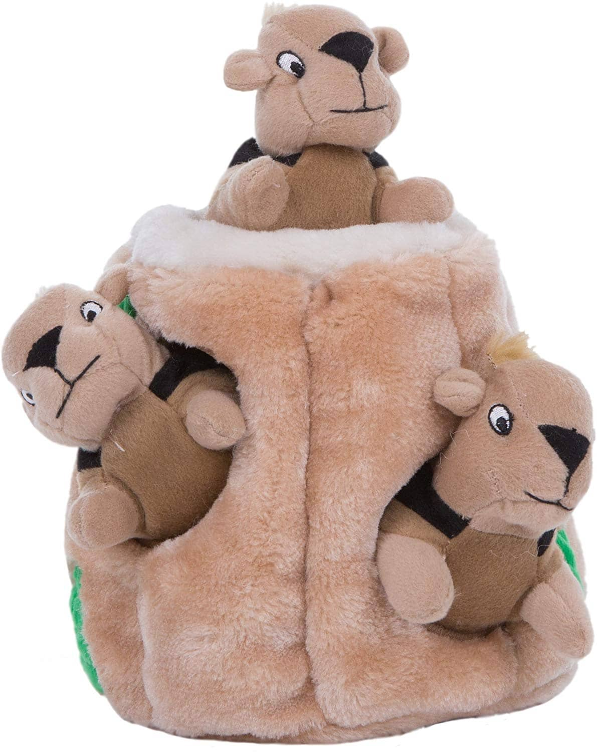 Outward Hound Interactive Puzzle Toy: Hide-A-Squirrel toy LARGE $8.84