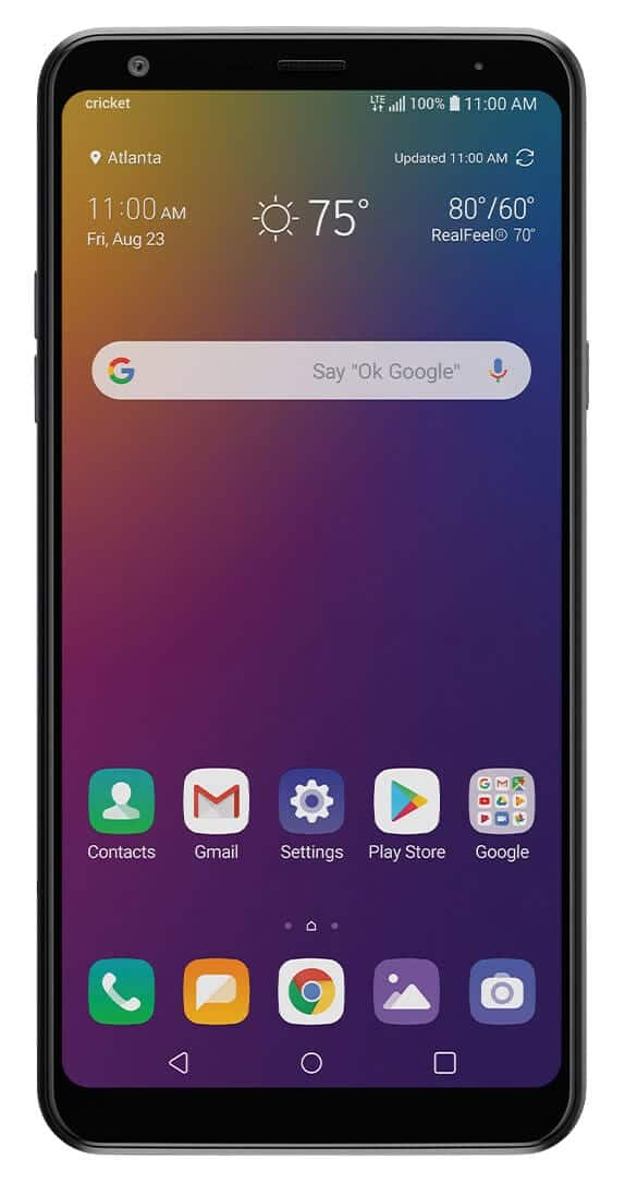 Cricket LG Stylo 5 or Motorola G7 Supra free with $60 plan and port in.