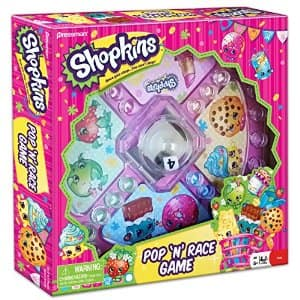 Shopkins Pop 'N' Race Game -- $5 amazon prime