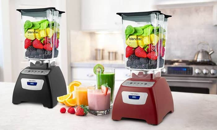 Blendtec Classic 570 1570W Blender with Wildside+ Jar- $189.99 (First Time Sign ups to Groupon)