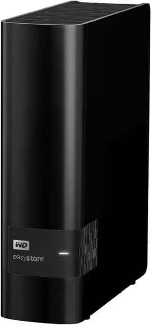 WD Easystore 8 TB External HD - $139.99 ($119.99 with Google Shopping Coupon)
