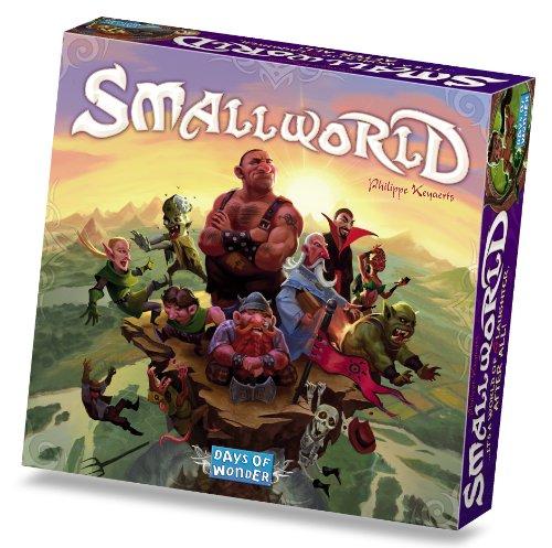 Small World board game $29.69 @ Amazon