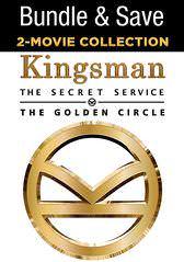 Kingsman 2 Movie Collection - Digital 4K UHD on Vudu $9.99