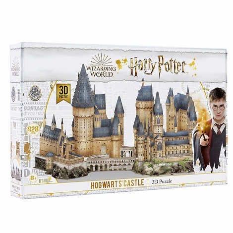 Harry Potter Hogwarts Castle 3D Puzzle 26.99
