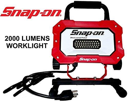 Snap-on LED Worklight 2000 Lumens $28.99 @ Costco B&M YMMV