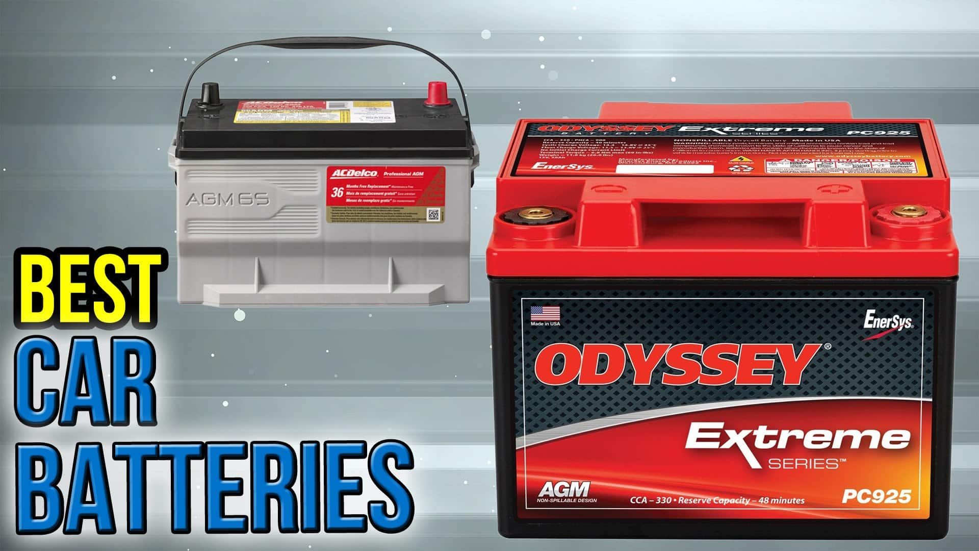 Odyssey High Performance Car Battery 229 95 See Deal